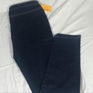 H&M Divided Super Skinny Reg Waist Jeans